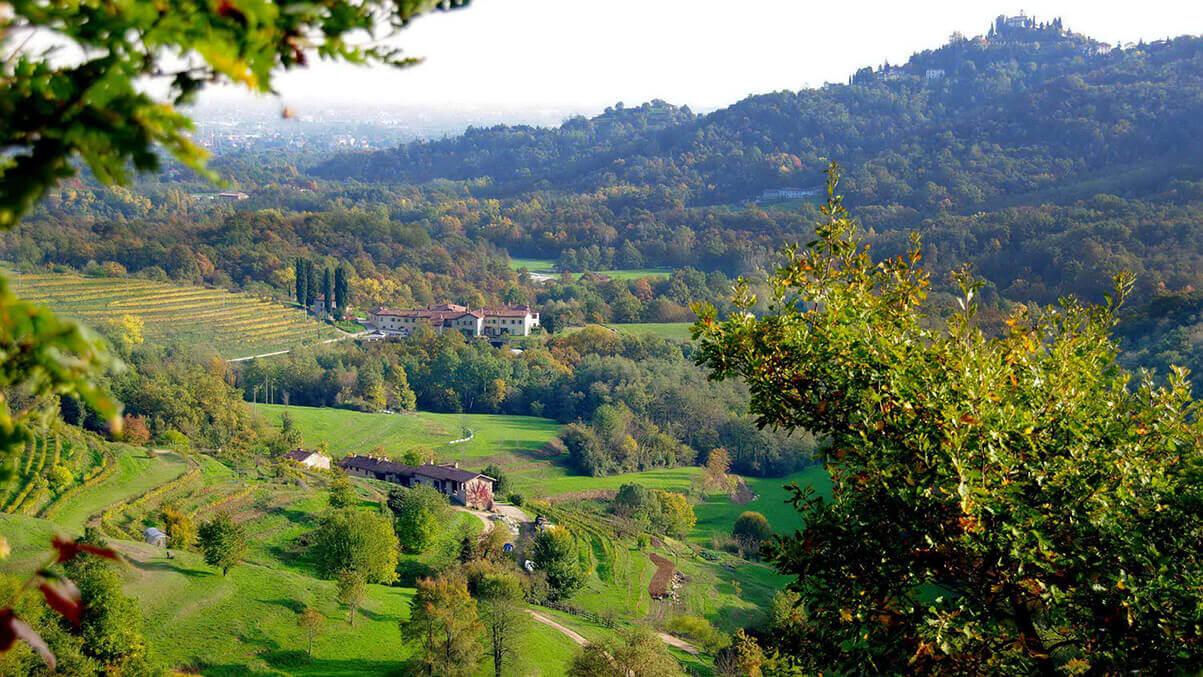 Nel verde della Brianza, a due passi da Milano